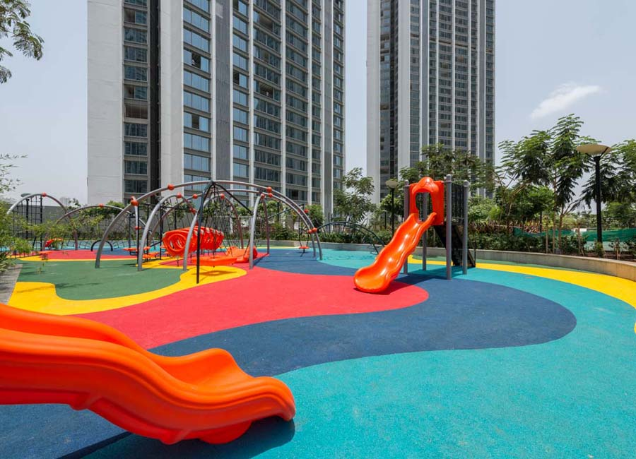 Oberoi Esquire with Childrens-Play-Area