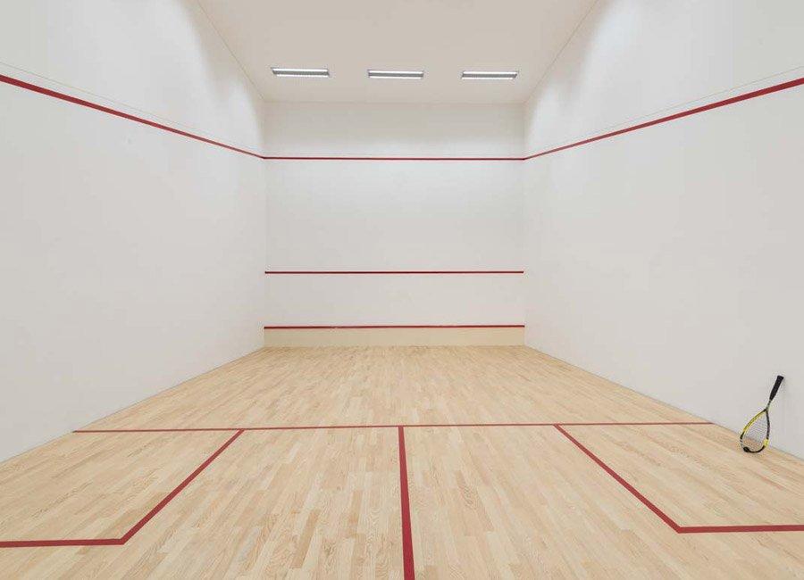 Squash-Courts - Esquire Oberoi