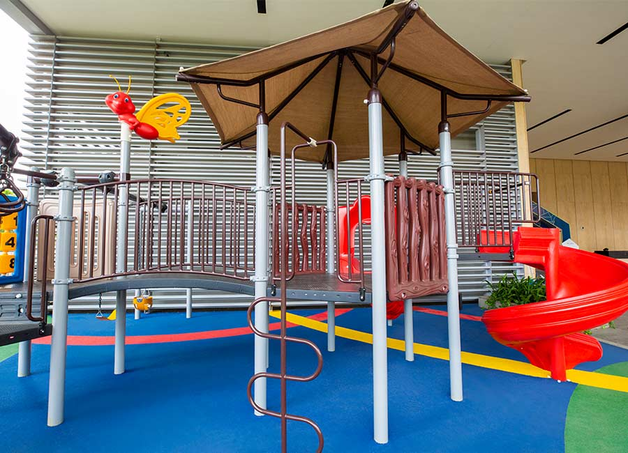 Prisma By Oberoi Realty - Childrens Play Area