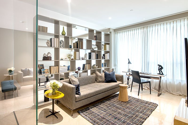 oberoi sky city 3bhk apartments