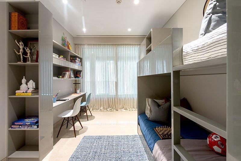 oberoi sky city - study area