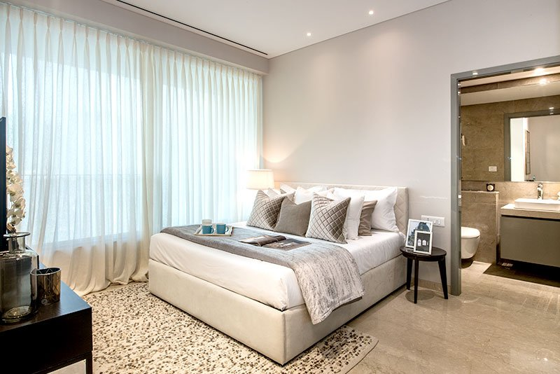 Sky City by Oberoi Realty - 3BHK