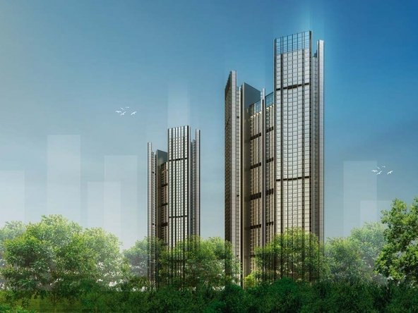 Eternia by Oberoi Realty, Mulund-West