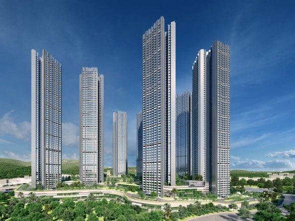 Sky City By Oberoi Realty