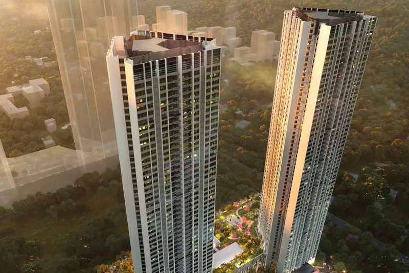 Enigma By Oberoi Realty