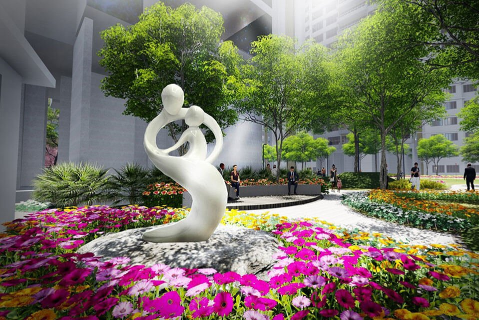 Sculpture-Garden -