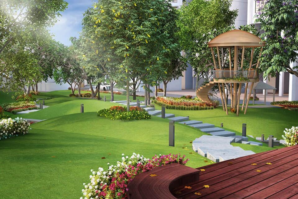 emerald isle phase 2 - Tree-House